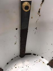 Electrolysis rust removal results using a garden trowel-img_1562.jpg