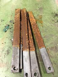 Electrolysis rust removal results using a garden trowel-img_1563.jpg