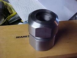 ER-40 collet chuck for metal lathe.-12-after-shaping-suit.jpg