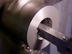 ER-40 collet chuck for metal lathe.-7-boring-nose-hole-threading.jpg