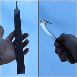 Forging skinning knife with limited tools-fb_img_1555350254146.jpg