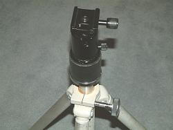 Gimbal Tripod Head Photographic or Small Astro Telescope Vivitar Tripod-dscf0001a.jpg