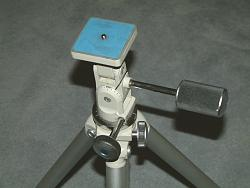 Gimbal Tripod Head Photographic or Small Astro Telescope Vivitar Tripod-dscf0002d.jpg