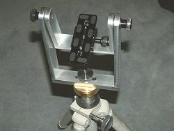 Gimbal Tripod Head Photographic or Small Astro Telescope Vivitar Tripod-dscf0009d.jpg
