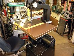 GRIZZLY BAND SAW   MODIFICATION Folding Table Extension  pt3.-018.jpg