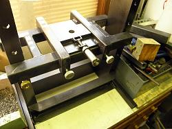 """H"" Style Home Made Shop Press.-016.jpg"
