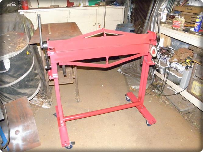 sheet metal bender harbor freight. harbor freight 36 inch sheet metal brake--video-modifications-027.jpg bender i