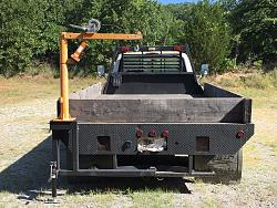Harbor Freight Gantry Crane >> Harbor Freight Jib Crane Mounts Truck And Shop Homemadetools Net