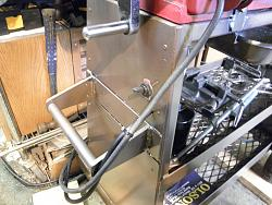 HF Bandsaw******* New Rolling base with swarf tray.*******-p3240015.jpg
