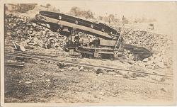 High-quality black-and-white photographs of large old machines and tools-hurtley-loader-action-2.jpg