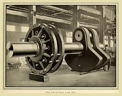 High-quality black-and-white photographs of large old machines and tools-mesta.jpg