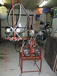 Home made machine for mixing components and pouring foam polyurethane-ppu1.jpg