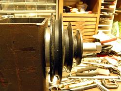 Home Made Wood Lathe-Bearing Shaft.-018.jpg