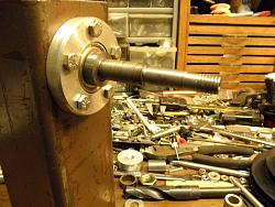 Home Made Wood Lathe-Bearing Shaft.-021.jpg