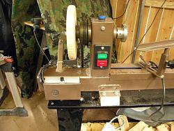 Home Made Wood Lathe Variable speed dc motor and controller.-015.jpg