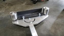 Homemade Aluminum 2x72 Belt Grinder (no weld)-20170528_132858.jpg