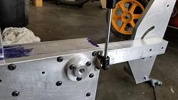 Homemade Aluminum 2x72 Belt Grinder (no weld)-20170812_123124.jpg