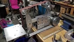 Homemade Aluminum 2x72 Belt Grinder (no weld)-20180127_185250.jpg