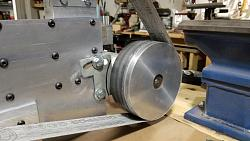 Homemade Aluminum 2x72 Belt Grinder (no weld)-20180127_185607.jpg
