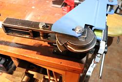 Homemade manual square tube bender-2.jpg