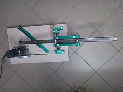 HOMEMADE   RADIAL   STAND   FOR  MY  ANGLE  GRINDER-1.jpg