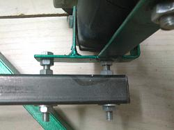 HOMEMADE   RADIAL   STAND   FOR  MY  ANGLE  GRINDER-4.jpg