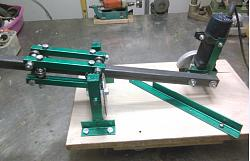 HOMEMADE   RADIAL   STAND   FOR  MY  ANGLE  GRINDER-6.jpg