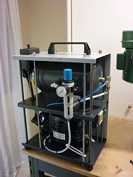 Homemade silent air compressor-56.jpg