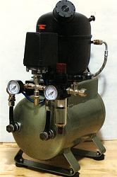 Homemade silent air compressor-60.jpg
