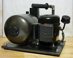 Homemade silent air compressor-63.jpg