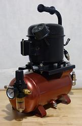 Homemade silent air compressor-64.jpg