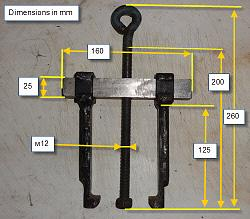 Homemade Simple Puller-puller-1.jpg
