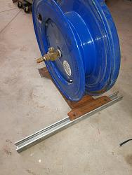 Hose Reel Mounting Bracket -- Tight Clearance-blue-hose-reel-installation-dec-2017-5-.jpg