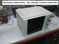 HOW TO DISASSEMBLE A MICROWAVE OVEN-f1.jpg
