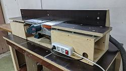 How To Make A Benchtop Jointer With Electric Planer [Free plans]-homemade-benchtop-jointer-5.jpg