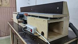 How To Make A Benchtop Jointer With Electric Planer [Free plans]-homemade-benchtop-jointer-6.jpg
