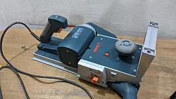 How To Make A Benchtop Jointer With Electric Planer [Free plans]-homemade-benchtop-jointer-7.jpg