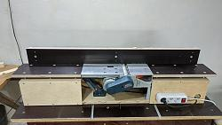 How To Make A Benchtop Jointer With Electric Planer [Free plans]-homemade-benchtop-jointer-8.jpg