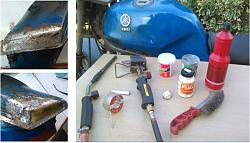 HOW TO REPAIR  YOUR  BIKE 'S OLD  FUEL  TANK-1.jpg