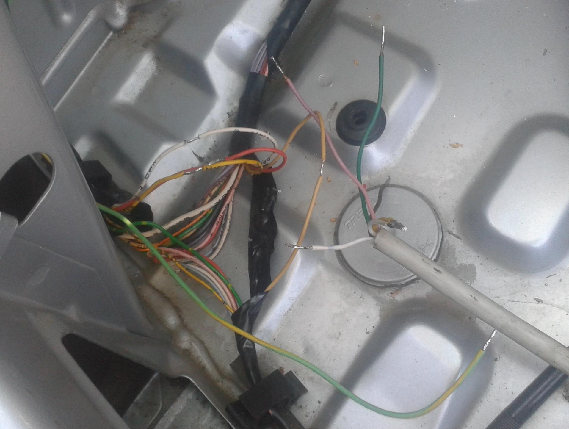 How to Tow Bar Electrics Peugeot 206 - HomemadeTools.net