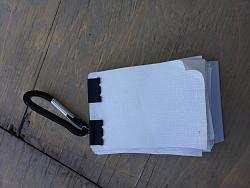 Industrial strength all-weather note pad-img_2535.jpg
