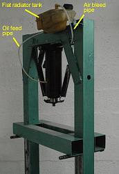 Inverting an hydraulic jack for a workshop press.-press_rear.jpg