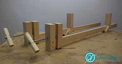 King size wooden bar clamps. High maximum capacity and easy to build.-clamps-2facebook.jpg