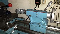 Knob for Lathe Tailstock Clamping Lever-tailstock-clamp-knob-installed.jpg