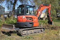 Landrake Bucket  excavator homemade advice constructive suggestions-kubota-u55.jpg