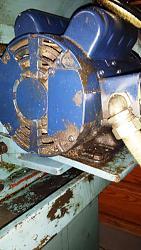Lathe Motor Mount Improvements-lathe-motor-before-mount-pad-installation.jpg