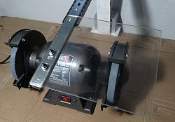 LATHE PROTECTOR MADE WITH DRAWER RAIL/DRAWER SLIDE!-grinder.jpg