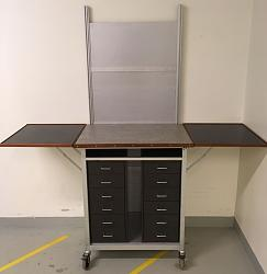 Lathe- & workbench with drawers for free...-cheepnis-front.jpg