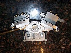 Lever double tool feed for watchmaker lathe-wmlr02_onbench.jpg