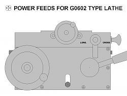 Longitudinal and Cross Power Feeds for G0602 Type Lathe-088.jpg